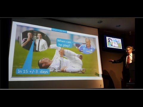 AspetarTuesdayLecture : The UEFA Elite Club Injury study, Professor Jan Ekstrand