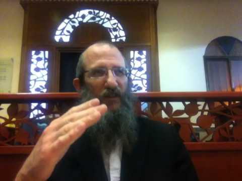 הרב ברוך וילהלם - תניא - לקוטי אמרים - סוף פרק ה' ותחילת פרק ו