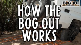 How BOG OUT works