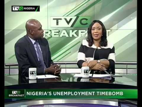 TVC Breakfast June 8th | Nigeria's unemployment timebomb