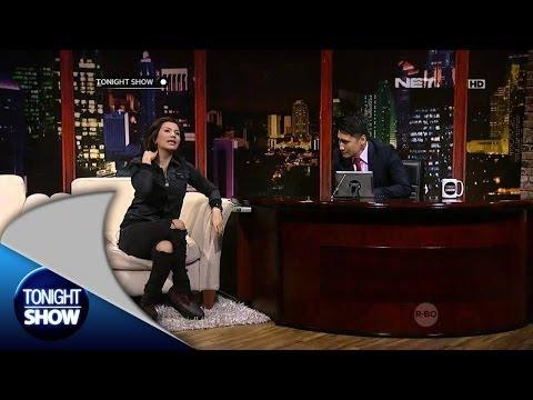 Tonight Show - Wanita Cantik Jadi Vokalis Band Punk - Tiga Setia Gara