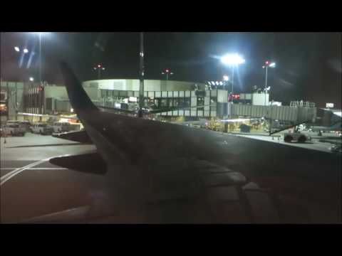 Delta Air Lines 757-300 WINGLETS Pushback, Taxi & Takeoff at Los Angeles International Airport LAX