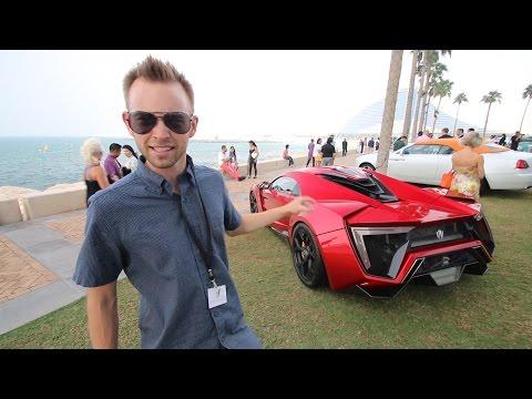 Found the $3.4Million Lykan Hypersport