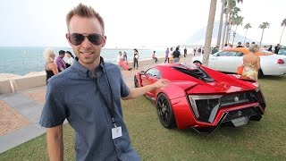 Found the $3.4Million Lykan Hypersport
