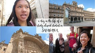 A Day in the Life of a Study Abroad Student: Salamanca, Spain