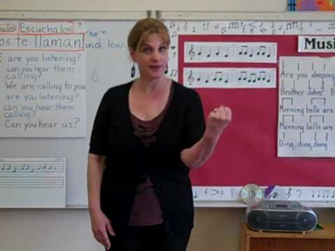 OYE LAUSD Honor Chorus Choralography, Mrs. Smith