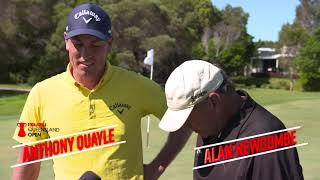 Isuzu Queensland Open pro-am