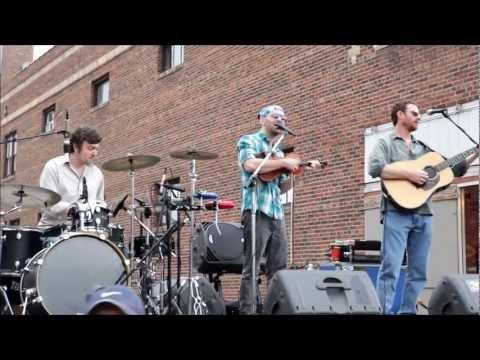 Whitewater Ramble Music on Mainstreet Bozeman, Mt
