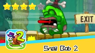 Snail Bob 2 Island Story 11 Walkthrough Play levels and build areas! Recommend index four stars