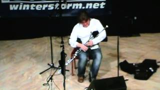 Winter Storm 2013 Fred Morrison uilleann pipes