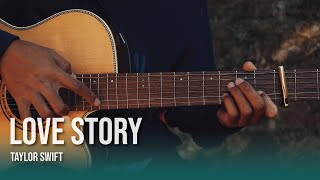 Love Story - Taylor Swift (Fingerstyle Guitar Cover)