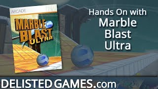 Marble Blast Ultra - Xbox 360 (Delisted Games Hands On)
