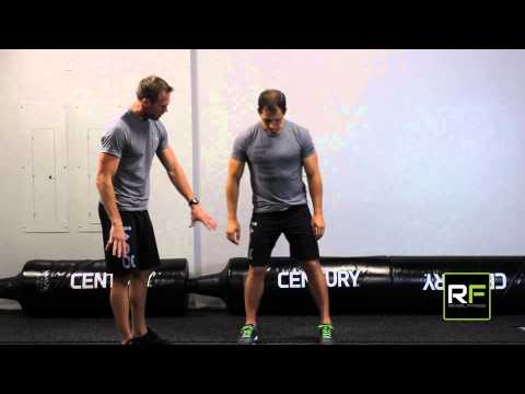 Reveal Fitness Lesson on Squats