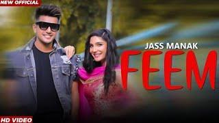 FEEM - Jass Manak ft. Guri_ official video | Game Changerz | New Punjabi  Video Songs 2018