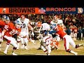 """The Fumble"" (Browns vs. Broncos, 1987 AFC Championship) 