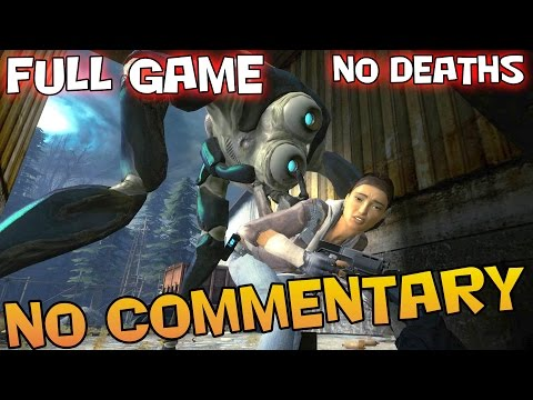 Half-Life 2: Episode 2 - Full Walkthrough 【NO Commentary】