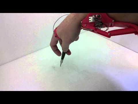 Robotic Third Hand - Movement Demo [Hackaday EDC Contest]