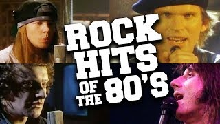 Top 50 Rock Songs of the '80s
