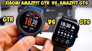Xiaomi Amazfit GTR VS Amazfit GTS.  Что лучше? Что купить и что выбрать?