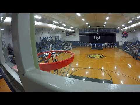 Holden vs. Knob Noster Basketball Game 12/7/18