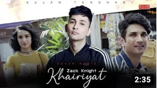 Tribute to Sushant Singh Rajput | Zack Knight