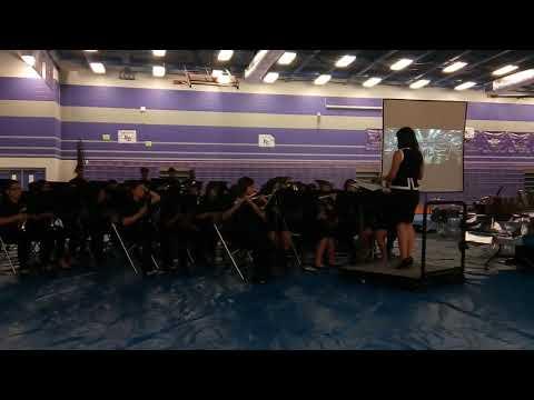 Berta Cabaza Middle School - Symphonic Band