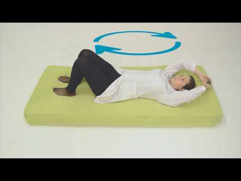 Exercícios na posição deitado