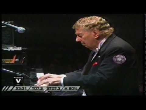 El último concierto en vivo de Mariano Mores