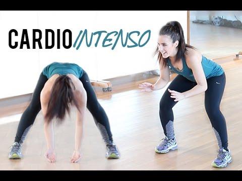 ejercicios aerobicos en casa para adelgazar