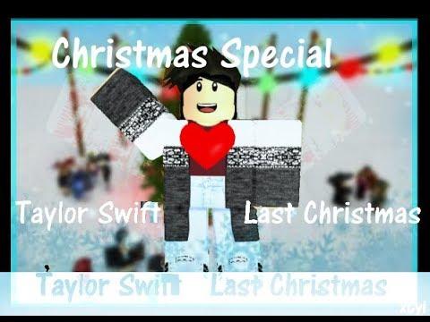 [ CHRISTMAS SPECIAL RMV ] [ Taylor Swift - Last Christmas ]