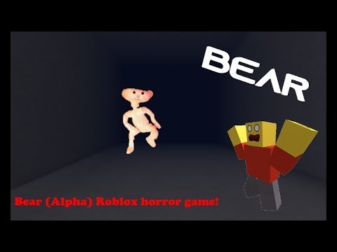 Bear Roblox Game Picture Bear Gameplay Roblox Youtube