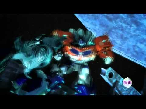 Transformers Prime: Battle Cry