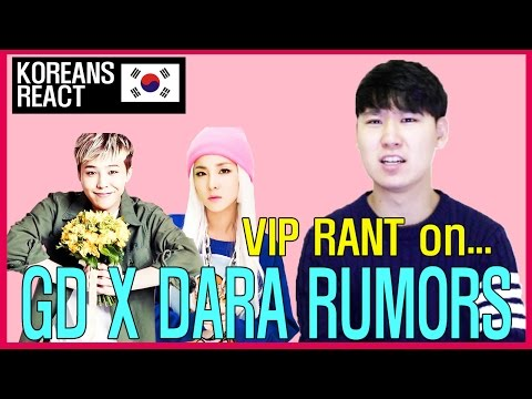 Are GD & DARA Dating?