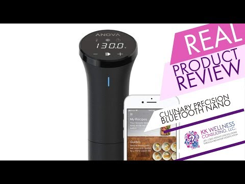 Real Product Review: Precision Cooker Nano