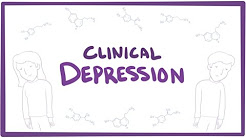 Clinical depression - major, post-partum, atypical, melancholic, persistent