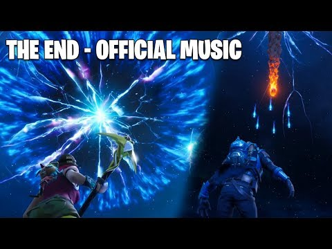 Fortnite THE END - Official Music (No Sound Effects)