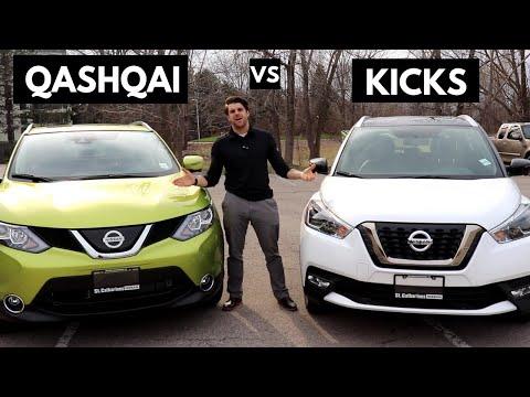 Nissan Qashqai vs Nissan Kicks | Which one should you buy? |