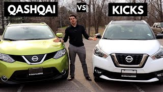 Nissan Qashqai Vs Nissan Kicks | Which One Should You Buy? |