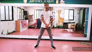 Garmi_from_street_dancer_3D_movie Dance tutorial by Abhishek sutar from team_AVDA