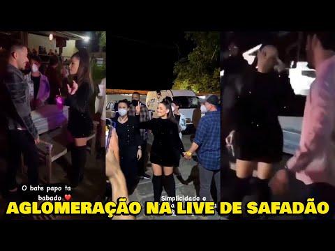 Live de Safadão com Juliette investigadas Ministério Público - 2021