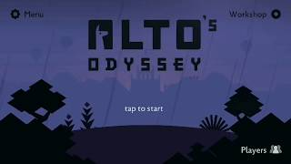 Finding a lemur in Alto's Odyssey {Android/iOS}