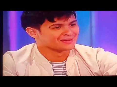 Matteo Guidicelli interview about Sarah Geronimo | Hot Air Balloon Adventure