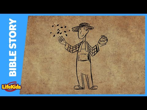 Parable Of The Farmer | Bible Story | LifeKids