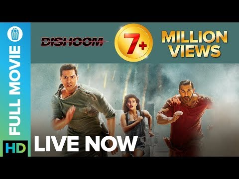 Dishoom | Full Movie LIVE on Eros Now | Varun Dhawan, Jacqueline Fernandez & John Abraham