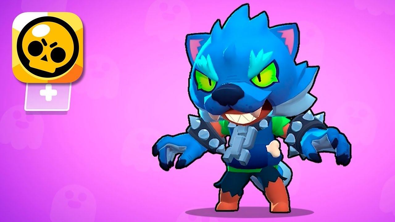 brawl stars werwolf leon
