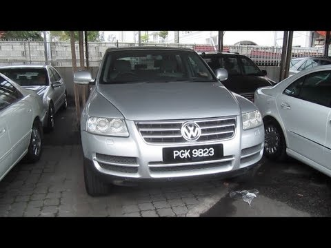 2005 Volkswagen Touareg V6 Start-Up And Full Vehicle Tour