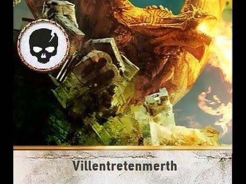Witcher 3 - Gwent: Villentretenmerth Is Ridiculous