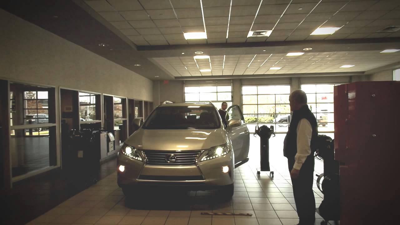 Lexus Of Edison Service Youtube