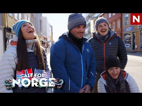 Alt for Norge | Deltakerne lærer nordnorsk banning | TVNorge