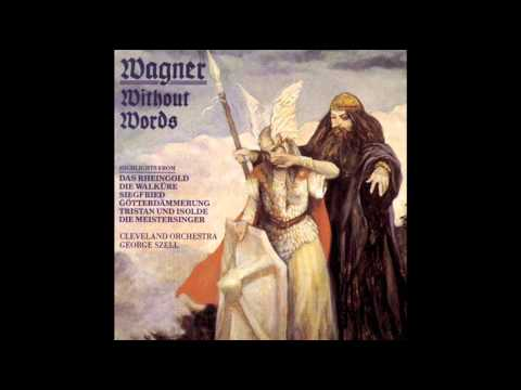WAGNER - Tristan und Isolde - Prelude and Liebestod (Gerge Szell-Cleveland Orchestra)